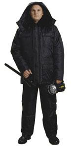 Куртка удлинённая модель 2