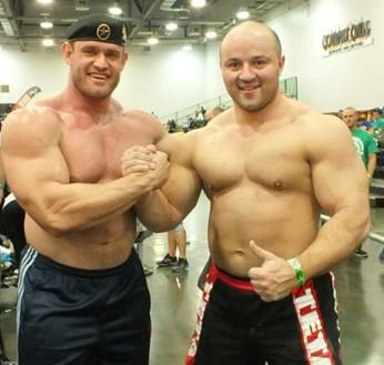 Частный охранник из России стал победителем Arnold Classic – 2013