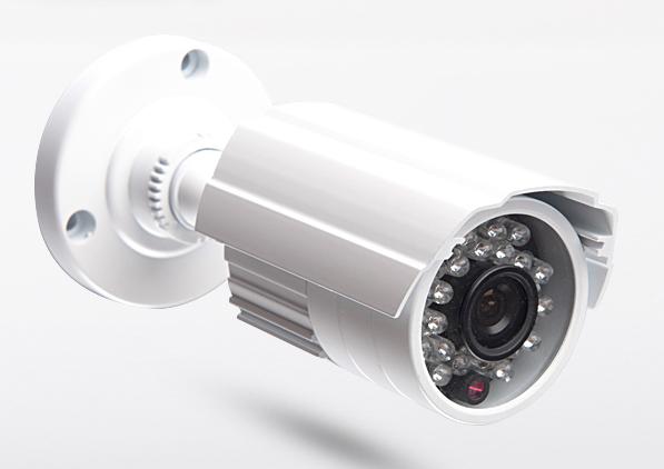 Муляж камеры видеонаблюдения поможет отпугнуть преступника