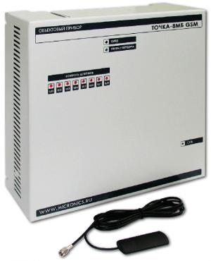 Охранно-пожарный прибор «Точка-8МБ3» - надежная охрана объектов