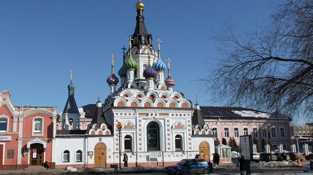 Ситуации в стране вынуждает обеспечить безопасность храмов и церквей