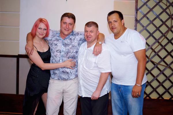 """Поздраления ООО ЧОП """"ШТОРМ"""""""