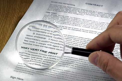 Договор на охрану с частным охранным предприятием