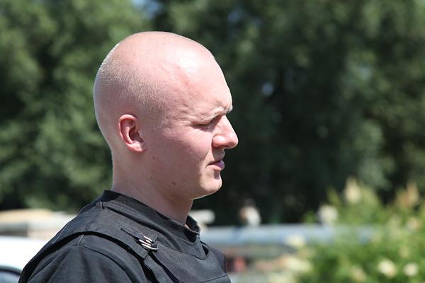 Порядок действий сотрудников охраны по защите от террористических актов