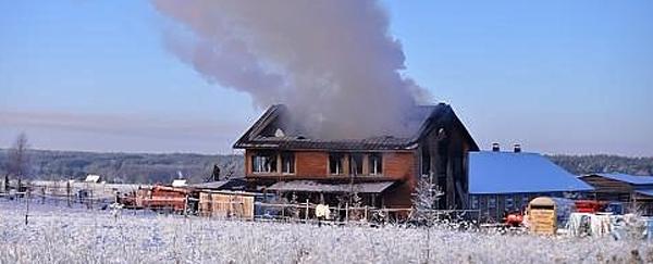 Защитим дом от огня