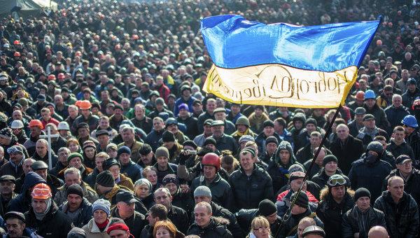 Ситуация в Украине снова накаляется