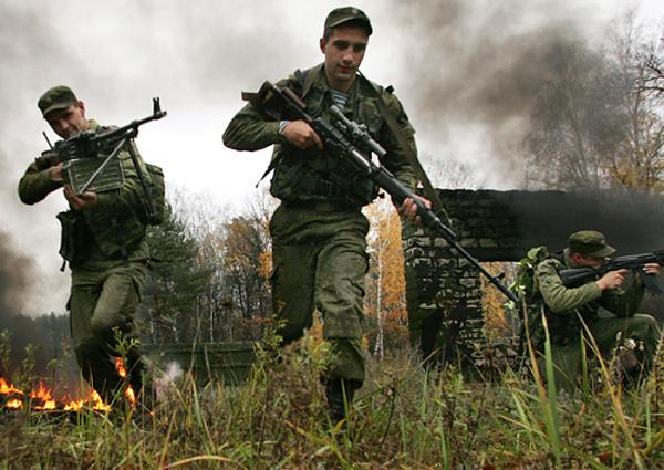В России появятся частные военные компании
