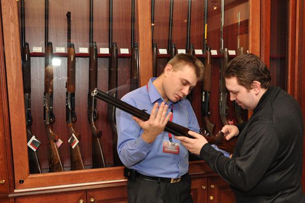 Хранение и ношения оружия