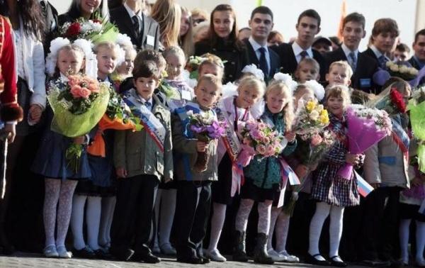 Охрана детей в школах и детских садах