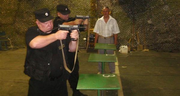 Профессиональная подготовка сотрудников ЧОП
