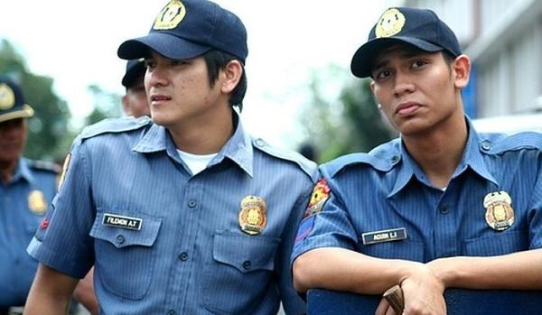 Филиппинская полиция