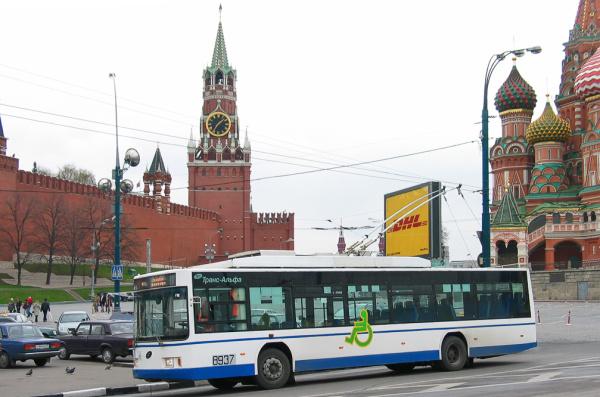 Ночлег в троллейбусах и автобусах