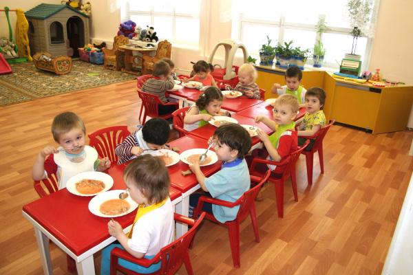 Охрана детей в детсадах