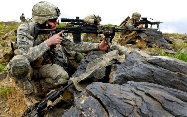 Безопасность американских солдат