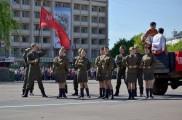 Торжества ко Дню Победы