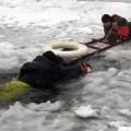 Безопасность во время зимней рыбалки