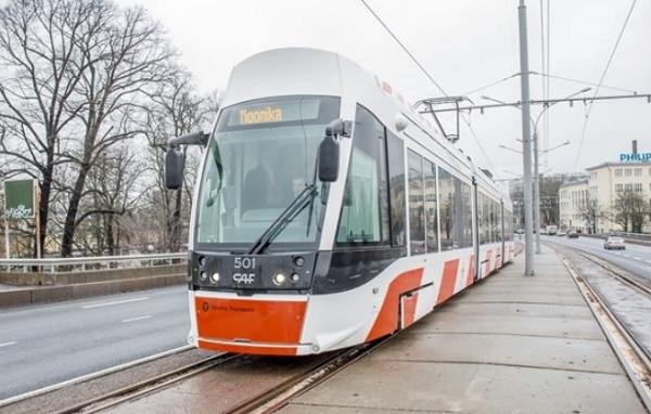 Безопасность в столичных трамваях