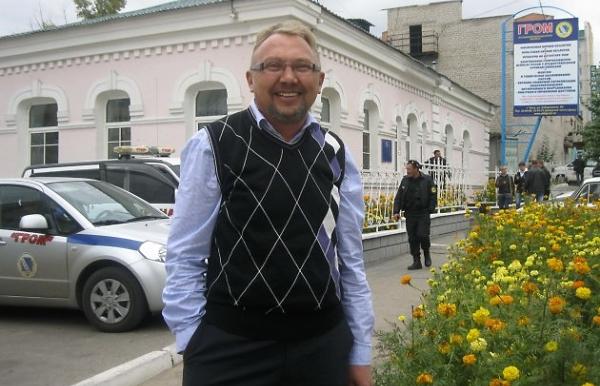 Александр Громцов
