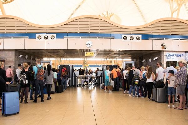 Безопасность египетских аэропортов