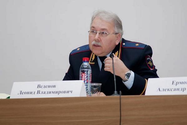 Леонид Веденев