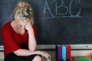 Избиение учителя