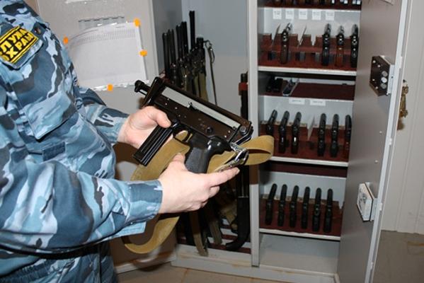 Служебное оружие