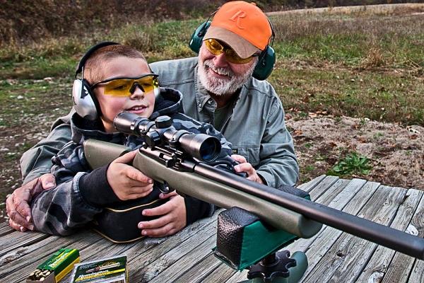 Правила безопасности с оружием