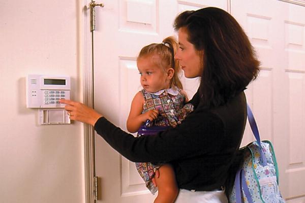Охранная сигнализация в квартиру