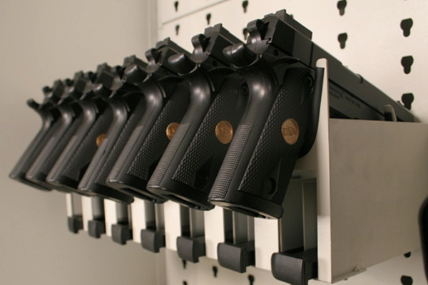 Правила оформления оружия для ЧОП