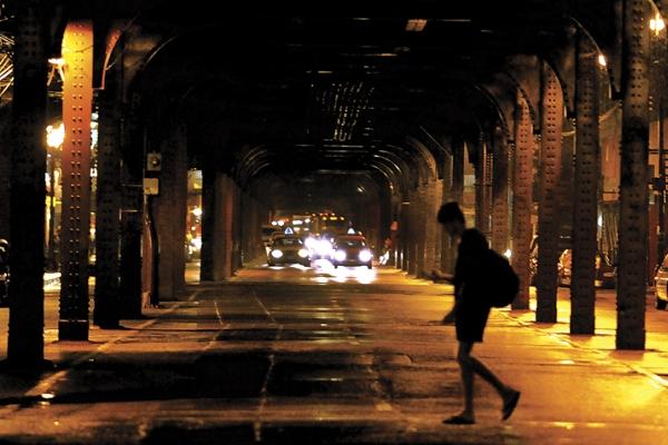 Прогулки по ночам