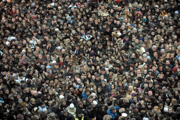 Места массового пребывания людей
