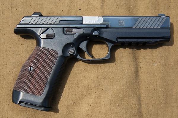 Пистолет Лебедева (ПЛ-14)