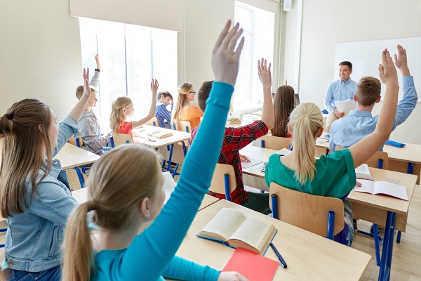 В школах Кипра