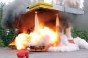 Порошковое пожаротушение