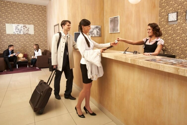 Охрана отелей