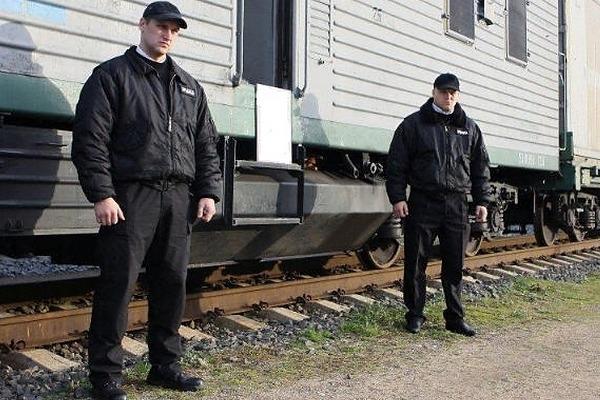 Охрана грузов при транспортировке