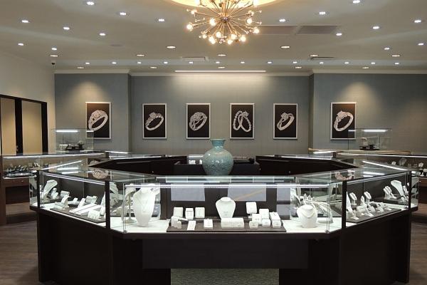 Охрана ювелирных магазинов