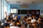 Безопасность школ в Старой Руссе