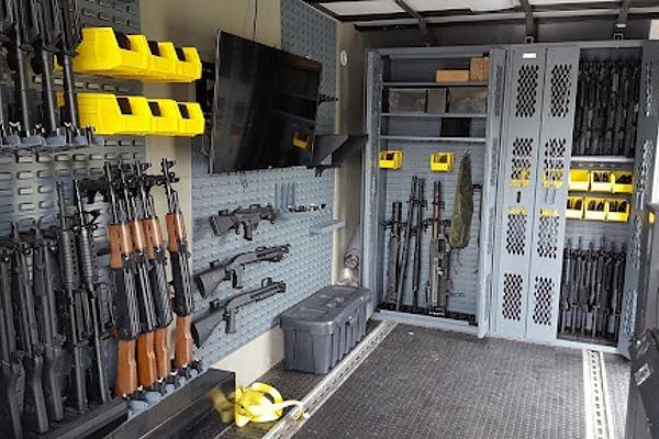 Комната для хранения оружия